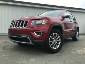 2014 Jeep Grand Cherokee 4x4 Limited