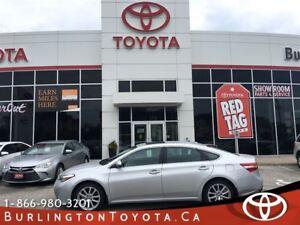 2014 Toyota Avalon LIMITED LOW LOW KM'S