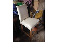 John Lewis bar stools x2 £60