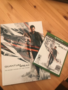 Quantum Break + guide strategie secret history of time travel