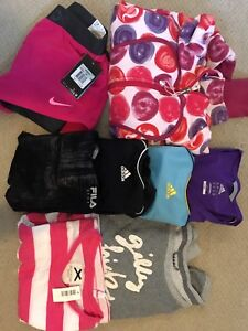 Women's/Juniors Brand Name Clothes and activewear