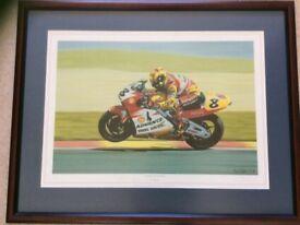 Motorcyclist Chris Walker picture