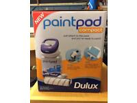 Dulux Paint Pod Roller System DIY Decorating Set Kit Machine