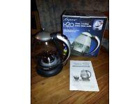 Capresso H20 Plus Cordless Glass Kettle (64#)
