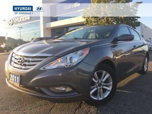 2011 Hyundai Sonata GLS | 2.4L | ALLOYS | ROOF | HEATED SEAT