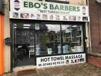 Barber Shop For Sale IN Bolton