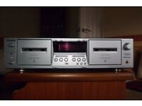 SONY TWIN TAPE CASSETTE DECK TC WE475