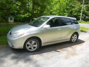2003 Toyota Matrix XR Bicorps