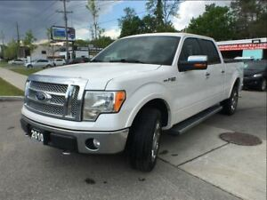 2010 Ford F-150 LARIAT 4X4 LEATHER