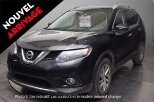 2014 Nissan Rogue SL AWD MAGS TOIT PANO CUIR CAMERA DE RECUL