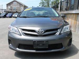 2012 Toyota Corolla CE / 1.8L I4 / Auto / FWD **Just In**