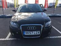 Audi A3 sports 1.9 TDI 3 door hatchback (2007) 1 year MOT (GUICK SALE) £1650