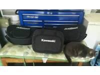 Kawasaki GTR1400 inner pannier bags