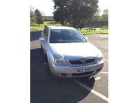 04 Vauxhall Vectra 1.8 *LOW MILES*