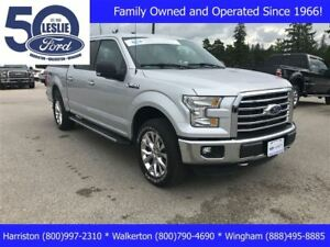 2015 Ford F-150 XTR | 4X4 | Local Trade | One Owner