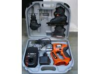 Black & Decker 3 in 1 drill