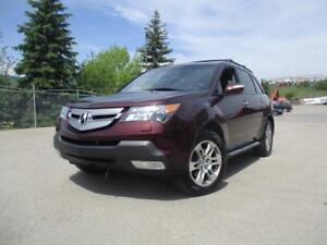 2009 Acura MDX AWD Third Row Seating