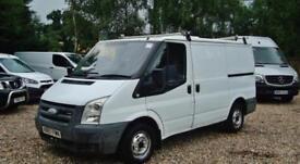 2008 FORD TRANSIT 2.2 TDCi Duratorq 260 S Low Roof Van NO VAT
