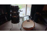 D W Peformance series Drum Kit.