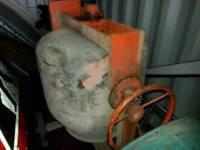 Belle petrol site mixer
