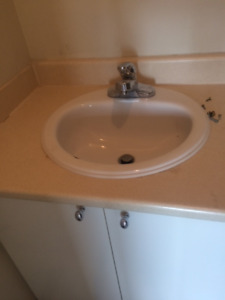 sink bathtub evier et bain