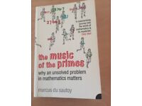 The Music Of The Primes - Marcus Du Sautoy