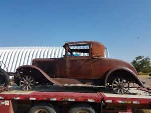 1930 **3 Window Coupe** - Great Ratrod/Hotrod Potential!!