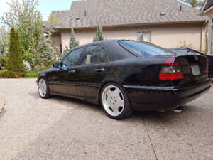RARE!!! 1999 C55 AMG FULLY RESTORED! FIRST WITH CASH TAKES IT!
