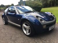 2004 Smart Roadster 0.8 Coupe convertible automatic