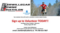 !Urgent!!Volunteers!!NEEDED!!for Autism Speaks Canada Triathlon!