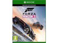 Forza horizon 3 Xbox 360