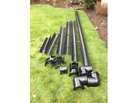 Marshall Tufflex 115mm XL Deepflow Guttering & Fittings