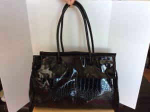 Ladies Fashion Overnight Shoulder Bag