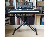 Yamaha YPT-210 portable digital keyboard