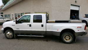 2005 Ford 350 Lariat Dually - low km's - reduced!