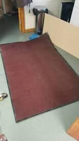Large floor mat