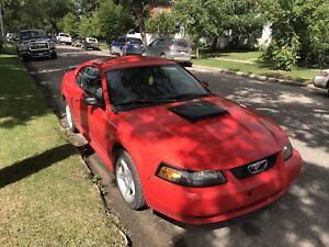 2001 mustang GT 4.6 v8