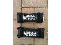 Buggy Buddy Pram Weights (2 pack)