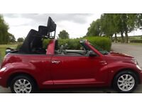 **AUTOMATiC CONVERTiBLE CHRYSLER PT CRUiSER** STYLISH CAR nt vw beetle peugeot cc jeep bmw mercedes