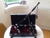 Quality - JCB 3 Begg bagpipes
