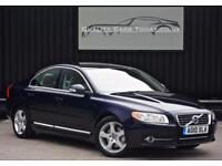 2010 Volvo S80 2.5 Turbo Geartronic SE Lux *High Spec + Very Rare Car*