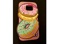Samsung S7 doughnut phone cover