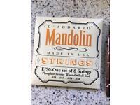 D'Addario Mandolin Strings