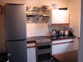 Double room in duplex/flat 10 mins bike ride from gradton centre