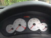 Peugeot 206 1.1 Sport Non- Runner