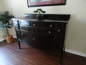 SIDEBOARD HUTCH CABINET DRAWERS