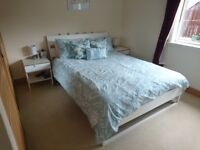 Unfurnished 1 bed available now