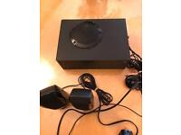 Logitech sound system with subwoofer S-220