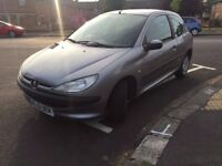 Peugeot 206, MOT until March 2018, very god car, drive's very good.