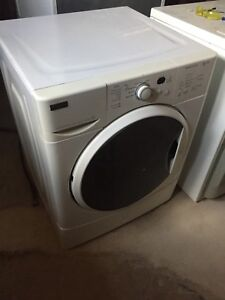 Washer, Dryer and Fridge Combo